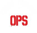 Logo CROSS TRAINING OPS blanc